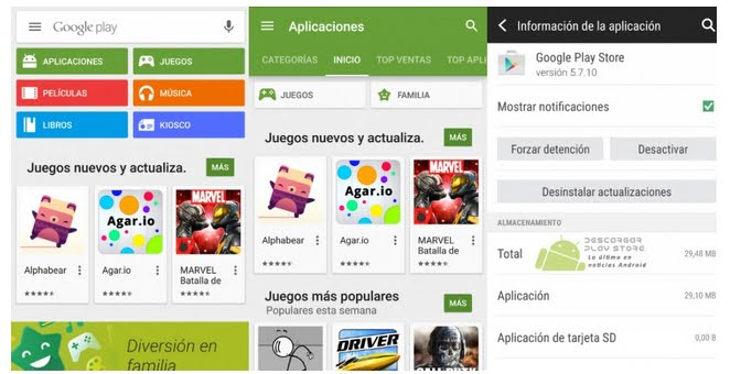 Google Play Store APK 5.7.10
