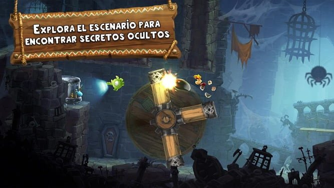 descargar rayman adventures