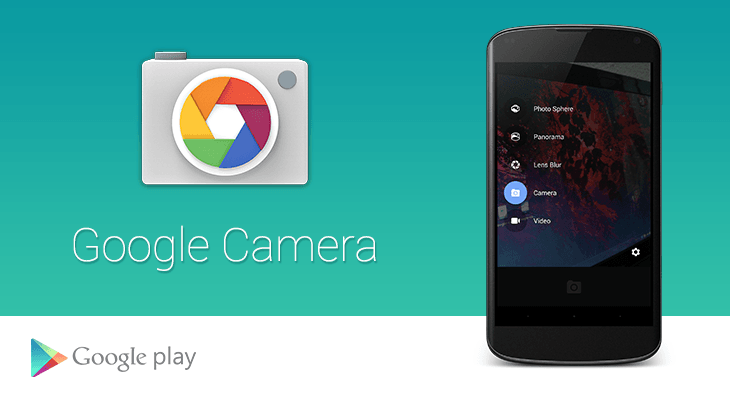 Descargar Google Camera