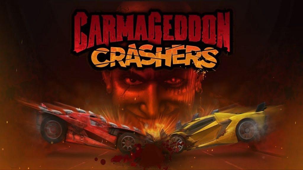 Vuelven los atropellos con Carmageddon: Crashers para Android