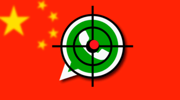 china bloqueo whatsapp