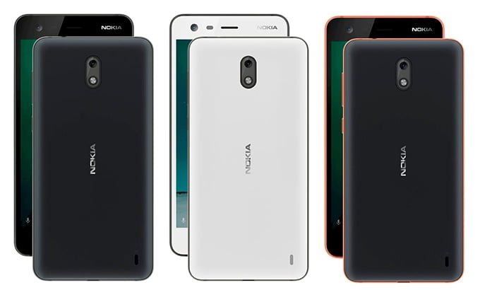 nokia 2 colores disponibles