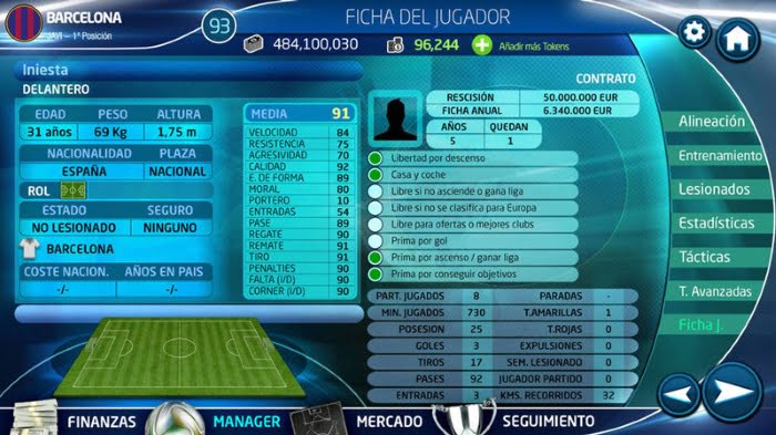 pc futbol 2018 android