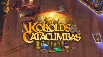 Kobolds y catacumbas expansion hearthstone