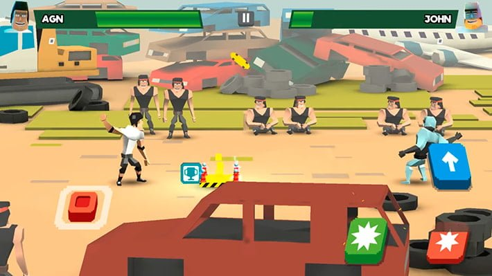 fling fighters android
